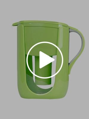 AOK Alkaline Water Pitcher Testing