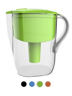 AOK 108 Green Alkaline Filter Water Jug