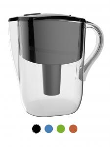 AOK 108 Black Alkaline Filter Water Jug