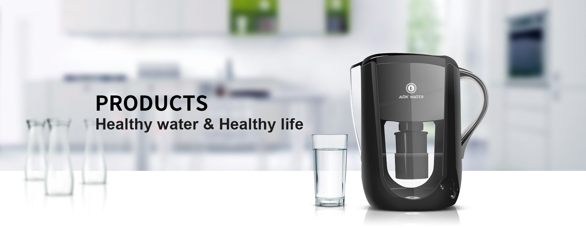 product aok water filter