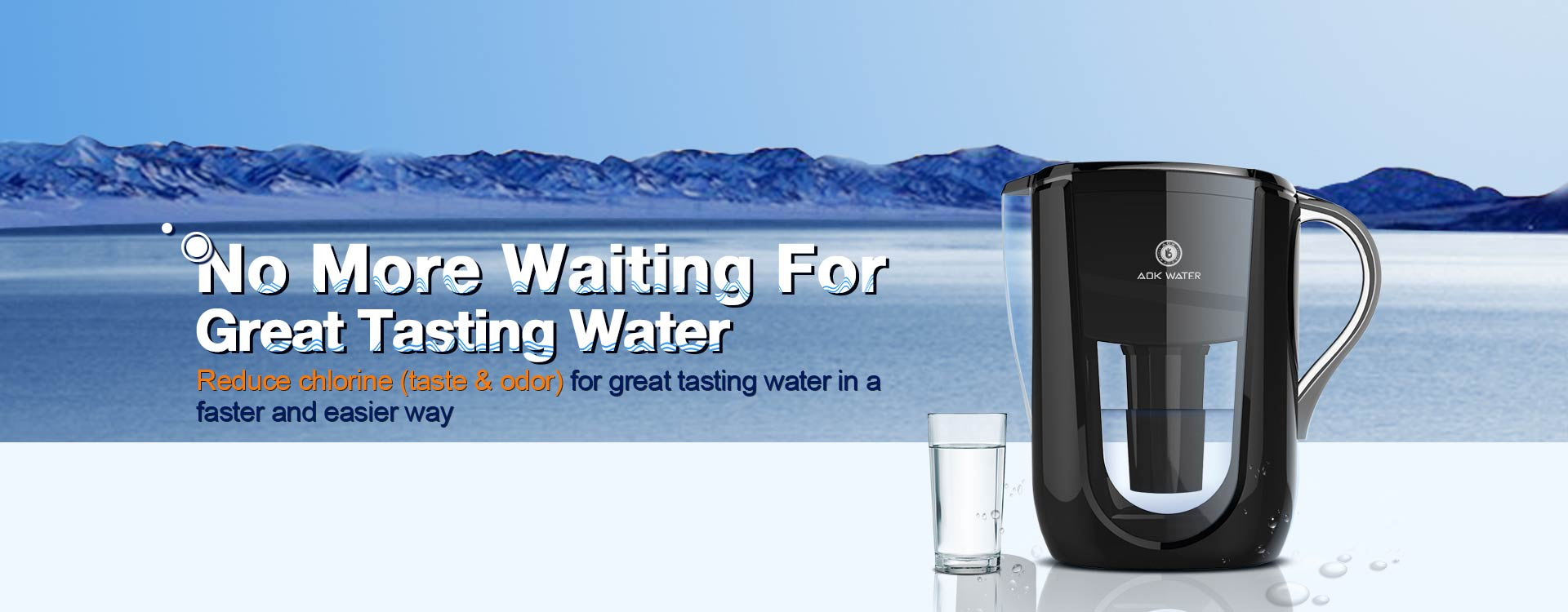alkaline water filters manufacturer